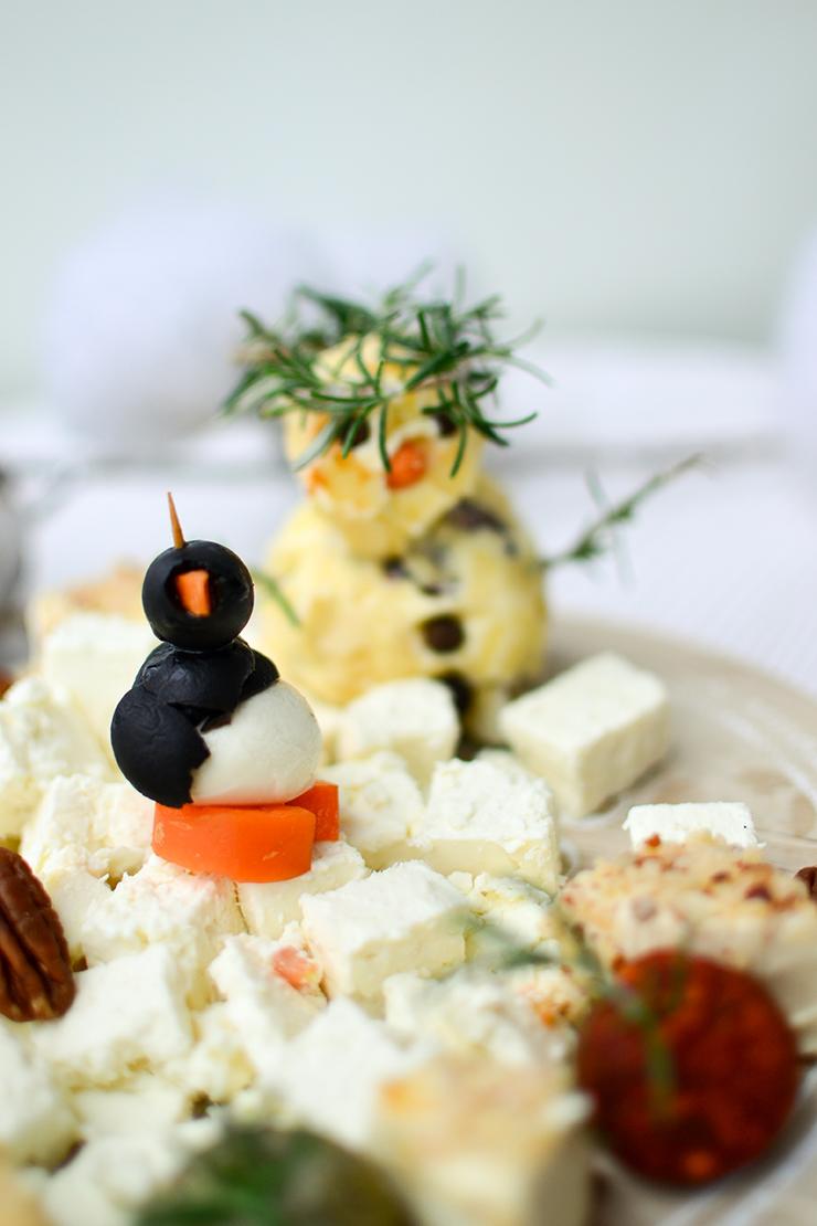 Pinguin und Frostie