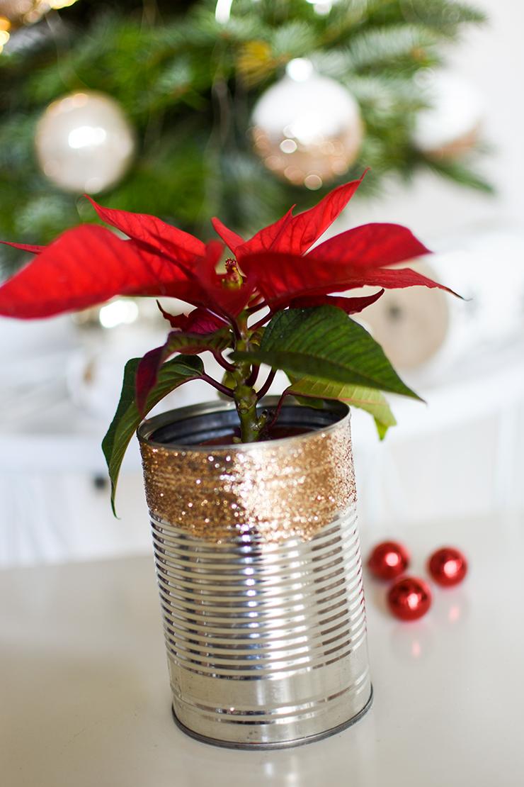 Glitter Flitter Weihnachtsstern