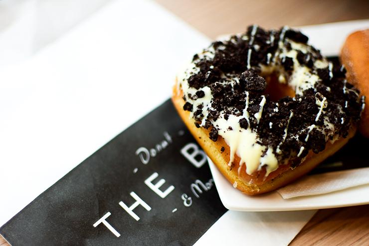 Donut Close up
