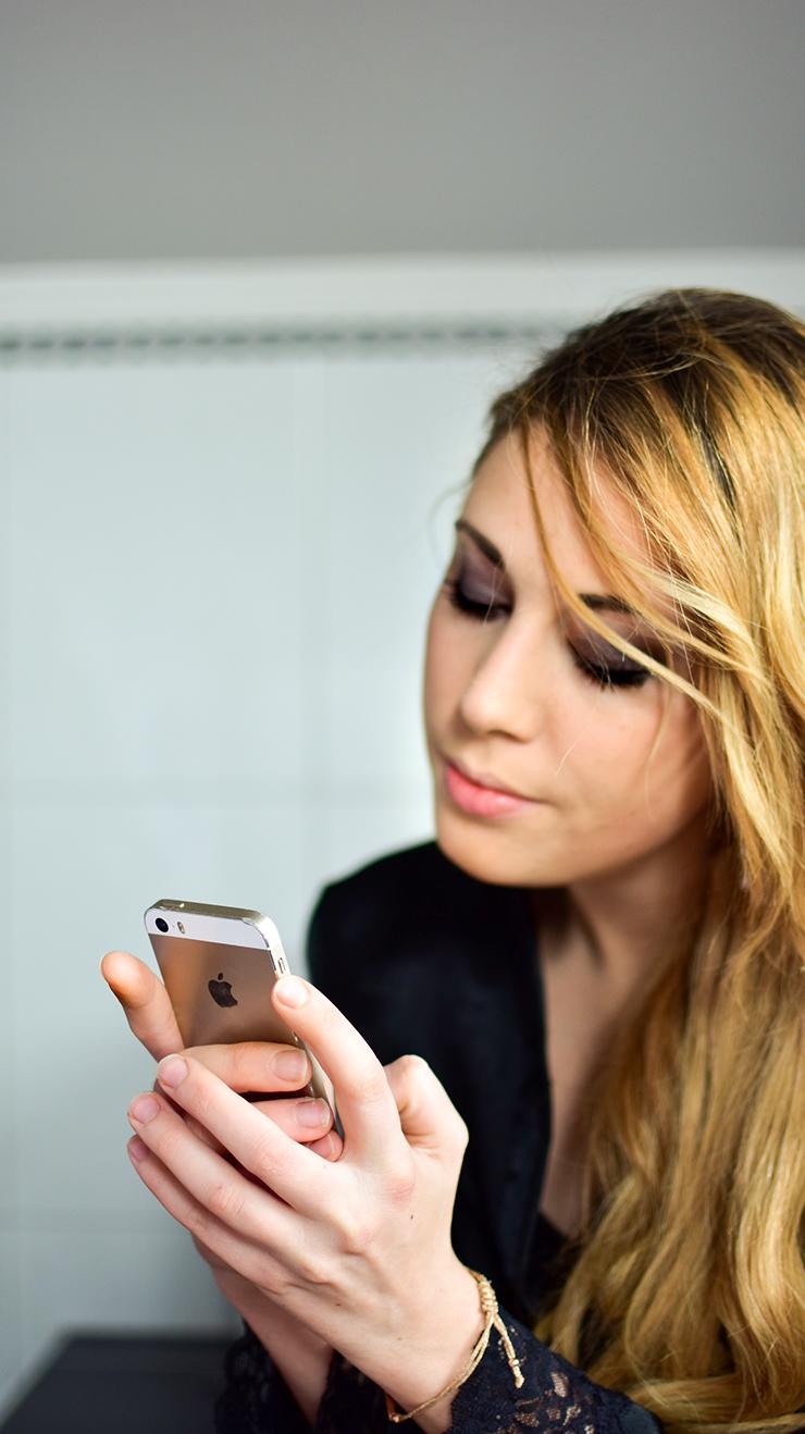 Lisa Smartphone