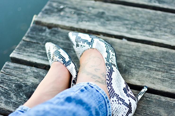 Statement Schuhe