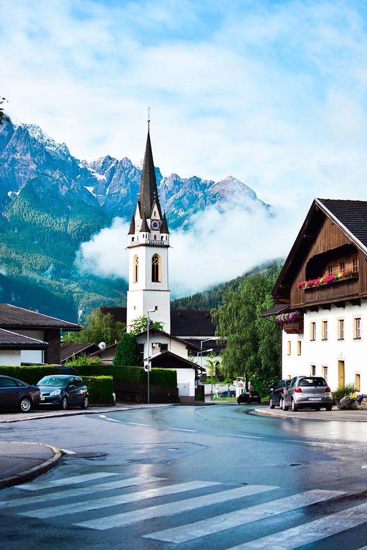 Osttirol Lienz Kirche