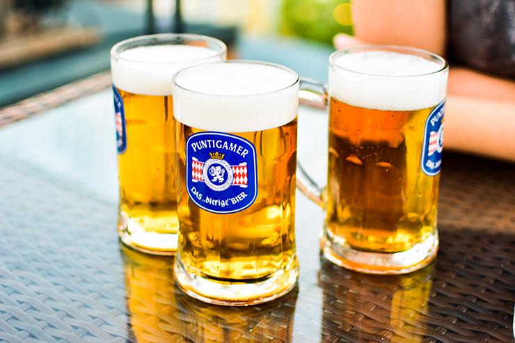 Area 5 Bier