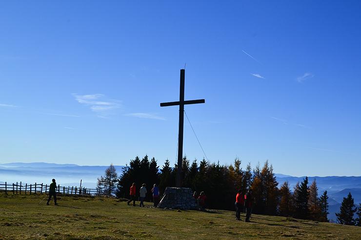 Schöckl Gipfelkreuz