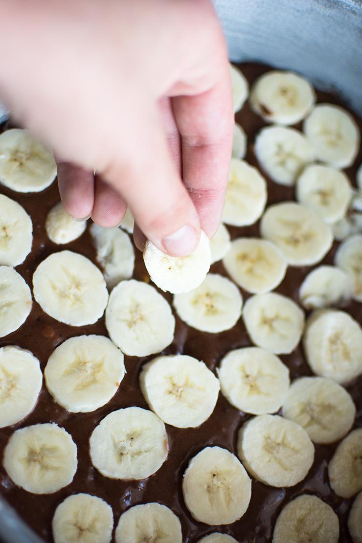 Bananen Brookie