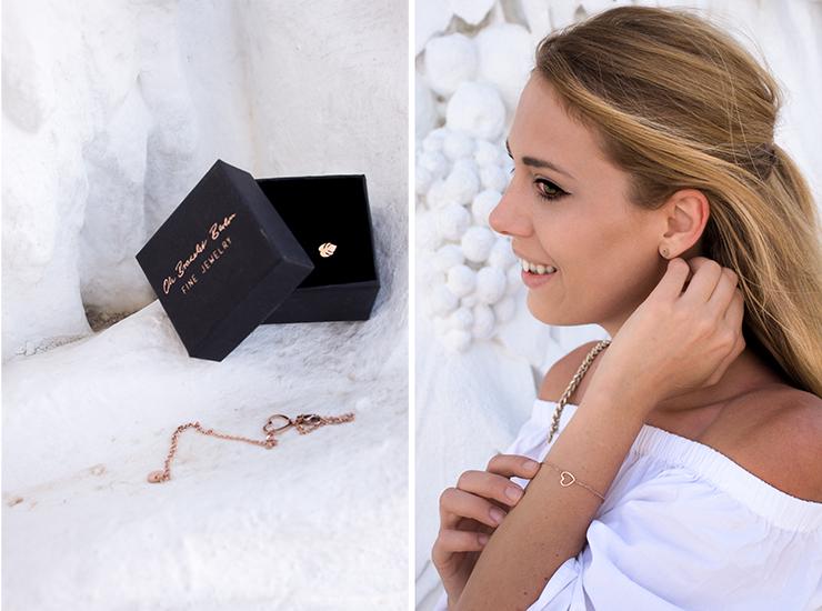 Must-have Oh Bracelet Berlin Monstera Ohrstecker