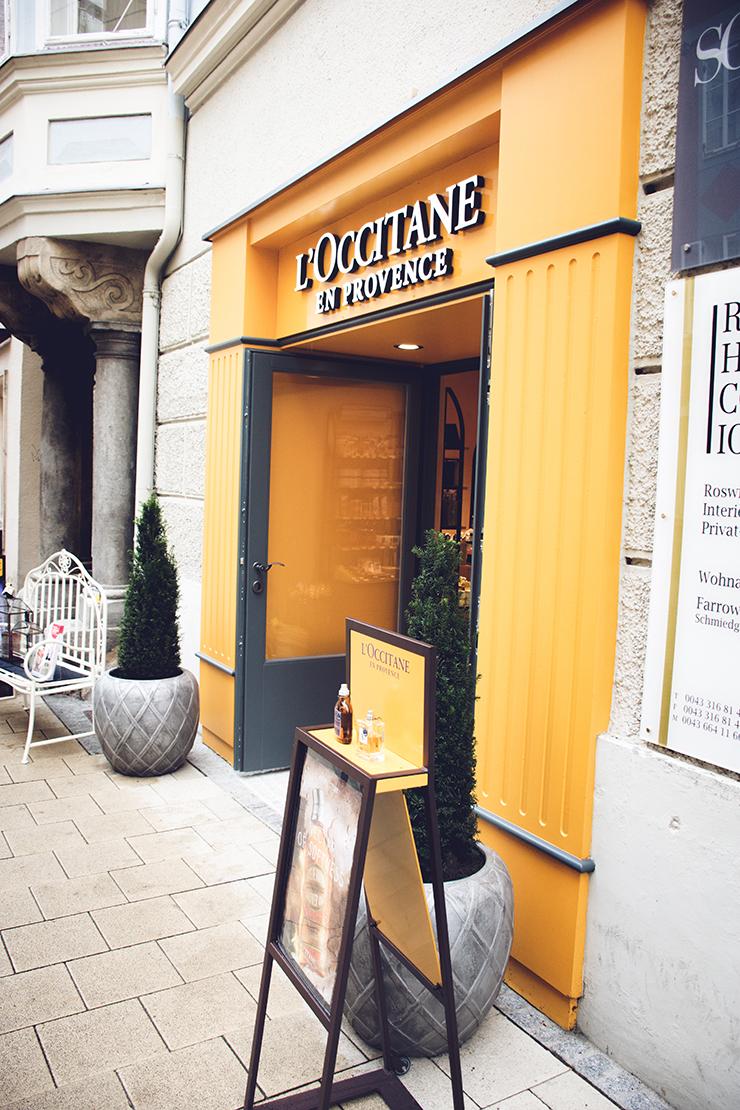 Provence mitten in Graz