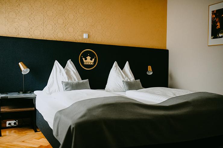 Hotel zur Goldenen Krone in Weiz